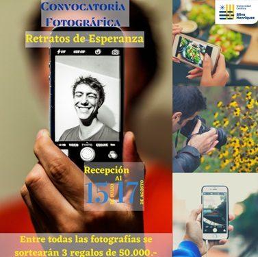 """Convocatoria Fotográfica """"Retratos de Esperanza"""""""